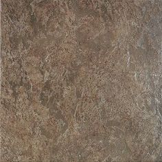 Laufen Craterlake 18 x 18 Bamboo Ceramic Tile. Cost $2.30/sf. Border $12ea