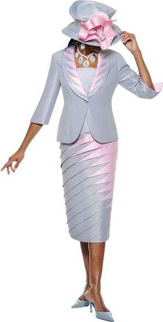 Mother of bride dress - Mother of groom dress: Alternate view of the Terramina 7341 Church Jacket Dress image