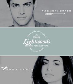 Isabelle & Alec #ShadowhuntersTV