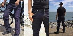 Как известно, подобрать джинсы для спортсменов, а особенно для велосипедистов, очень трудно! Но теперь есть выход. Keirin Cut Jeans - джинсы для велосипедистов, разработанные Бет Ньюелл - чемпионкой по велоспорту. Подробнее, у нас в блоге:)