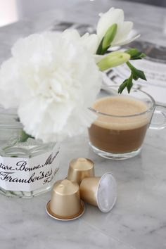Homevialaura | Petit dejéuner with Nespresso coffee | Parisian breakfast | brunch