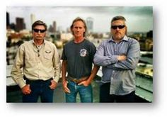 Kevin Lacey, Mike Kennedy and Ken Cage on Discovery Channel's AIRPLANE REPOS.