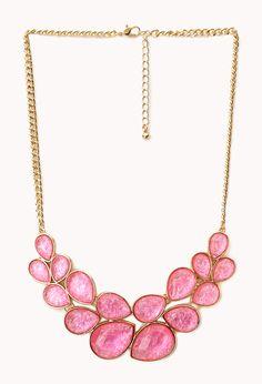 Statement Bib Necklace | Accessories | Women - 1023710367 | Forever 21 EU