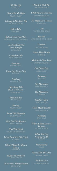 A Fun and Romantic All-90s Wedding Playlist That Will Take You Down Memory Lane!
