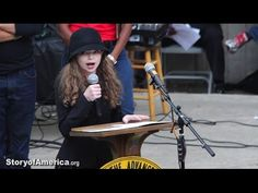 """12-yr-old takes on NC Governor re. voting rights 