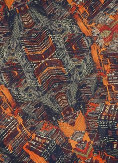 CITY PATTERN by atelier olschinsky , via Behance