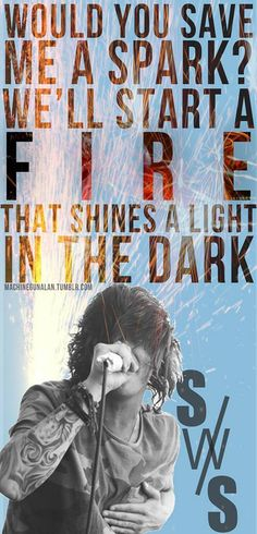 Save Me a Spark - Sleeping With Sirens