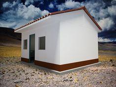 Resultado de imagen para casas de emergencia en chile
