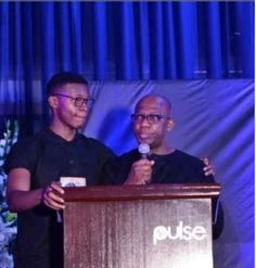 The father of DJ Olu wore a long look as he dropped his last words of respect for his dead son who was supposed to travel to the United Kingdom to continue his education.  Father Dapo Abiodun DJ Olus candle light service took place on Wednesday October 11 2017. In attendance were friends and family who recounted their last moments with him Mayorkun Naeto C Asa Asika and others were also present at the service Friends and family of late Oluwagbemiga Abiodun popularly known as DJ Olu gathered…