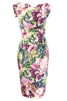 Perfect Dresses for Spring - Ladylike Florals