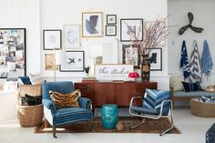 One Kings Lane Opens Brick & Mortar Studio in NYC — Design News | Apartment Therapy