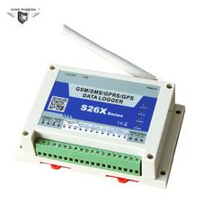 King Pigeon S260 GSM GPRS Temperature Logger Collection SMS Alarm Controller
