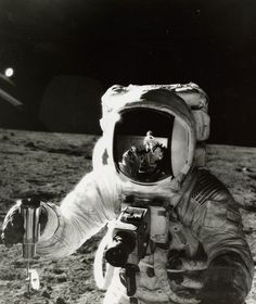Amazing Vintage NASA Photos Have Just Gone Up for Auction
