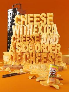Pringles Snack Ad