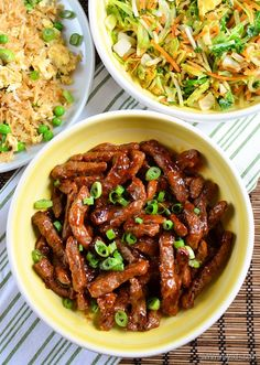Slimming Eats Sweet Chilli Beef - gluten free, dairy free, Slimming World (SP) and Weight Watchers friendly