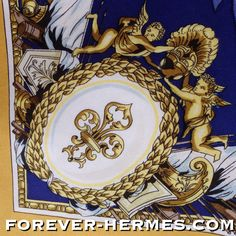 Instantly sold out! In our store http://forever-hermes.com #ForeverHermes was this year 1960 Hermes Paris couture silk scarf designed by Lise Coutin d'Apres Juan Dolivar and titled Les Armees En Campagne featuring stunning musketeers horse military #chivalry and any #antique #war attire that a #dapper #gentleman might love! #mensfashion #menstyle #menswear #womensfashion #womenswear #guns #king #Hermes #Carre