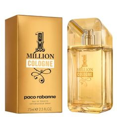 Outras Perfume One Million Cologne Paco Rabanne - Perfume Masculino - 125 ml - R$254,15