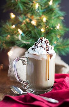 Spiced Nog Coffee Cocktail | 20 Eggnog Recipes to make this Holiday!