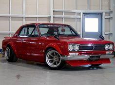 Nissan KPG10 GT-R