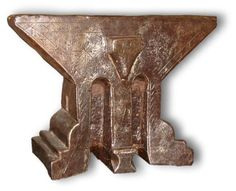 A009-01 French side horn anvil.