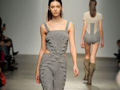 Victoria Bartlett fw 2012  Wool Rock's Fashion  So Avant Garde Art Of Knit