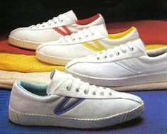 Tretorn Tennis Shoes.. Anyone remember these?