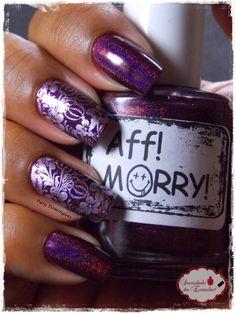 Aff! Morry! - EDKK  Placa JR 23