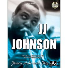 VOLUME 111 - JJ JOHNSON Jazz, Music, Books, Movie Posters, Movies, Fictional Characters, Play, Musica, Musik
