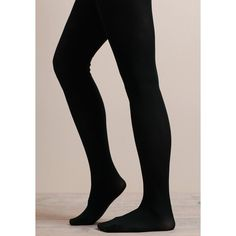 Night Watch Tights In Black ($8) ❤ liked on Polyvore featuring intimates, hosiery, tights, opaque stockings, opaque pantyhose, black opaque tights, black tights and nylon pantyhose
