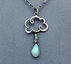 Hey, I found this really awesome Etsy listing at https://www.etsy.com/listing/114277456/cloud-necklace-cloud-cloud-jewelry