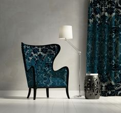 Fabric- Raw Material-Midnight Blue - Kerrie Brown