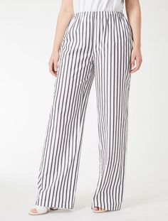 Discover the Marina Rinaldi and Persona Curvy Trouser Collections: in velvet, cotton, wool, cropped and Palazzo trousers, elegant and bringing out your femininity Online Fashion Magazines, Fashion Online, Body Revolution, Palazzo Trousers, Spring Summer 2018, Curvy Fashion, Plus Size Women, Feminine, Elegant