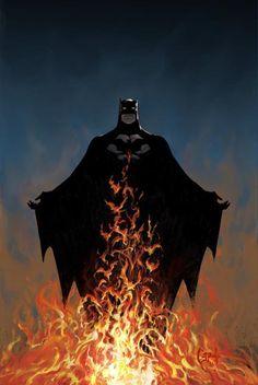 #batman #capullo