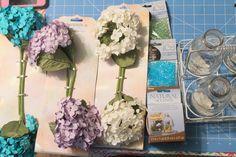 Faça você mesma: facílimo arranjo floral coloridinho. Blog Achados de Decoração