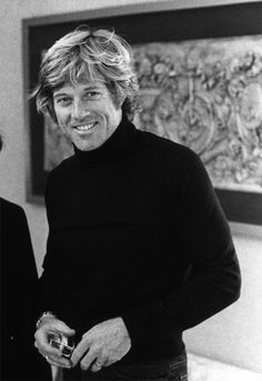 Robert Redford, born on this day, 18th August in 1936