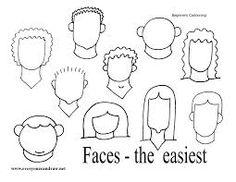 Simple faces