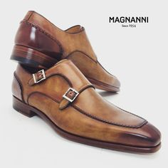 Magnanni Double Monk. Andrez Tabaco exclusively available at www.magnanni.com/shop/andrez-tobacco