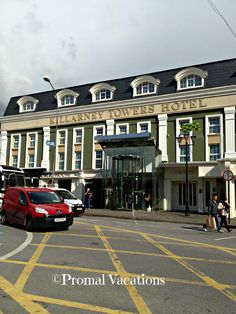 Killarney Towers Hotel & Leisure Centre (Ireland). This is where we will be staying.