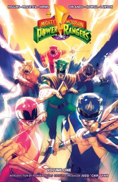 Power Rangers Comics to Keep Your Nostalgia Buzz Going If you saw Sabans Power Rangers movie and you want to keep your veins pumping with that sweet morphenomenal nostalgia then check out these comic books from publisher BOOM! Studios. Whether youre a fan of the original Mighty Morphin Power Rangers show or someone who was won over by seeing the new movie Boom has something for both. Continue reading https://www.youtube.com/user/ScottDogGaming @scottdoggaming
