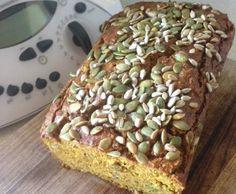 Recipe Gluten Free Pumpkin Bread/Paleo Bread by assenav - Recipe of category Breads & rolls