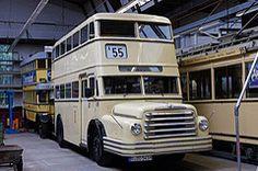 #Doppeldeck-Omnibus Do54 Wagen-Nr. 929 (mr172) #bus berlin