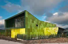 Central Urban Solid Waste Collection in Ripagaina, Spain | Architect: VAÍLLO & IRIGARAY