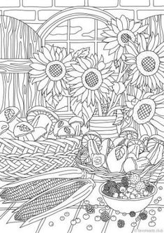 ausmalbilder für erwachsene | coloring pages for adults