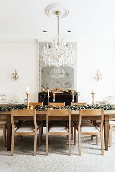 Want to add a little French flair to your holiday season this year? We asked Astier de Villatte how to throw a French dinner party for the holidays.