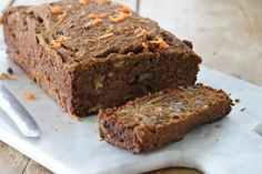 Healthy Treats, Healthy Baking, Sans Gluten, What To Cook, No Bake Cake, Baked Goods, Sweet Recipes, Food And Drink, Desserts