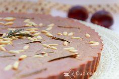 #Castagnaccio  http://www.cucinaearmonia.com/2014/10/castagnaccio.html #cucinaearmonia #cucinaèarmonia #autunno #cucinaregionale #toscana