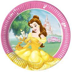 Disney Prinsessat- lautanen, suuri