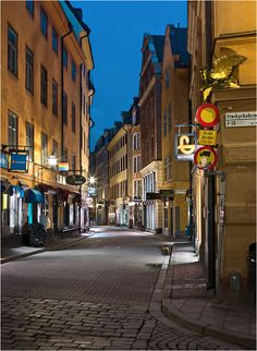 Stockholm - Love this place... want to go again!!!