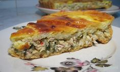 Romanian Food, Pastry Cake, Spanakopita, Quiche, Bacon, Deserts, Good Food, Food And Drink, Appetizers