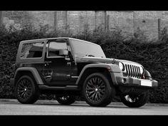 黒1ジープラングラー 車 高解像度で壁紙
